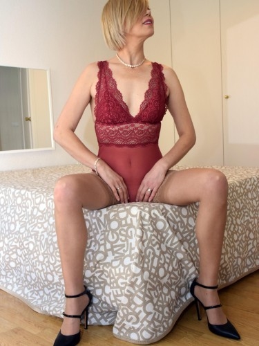 Sex ad by kinky MILF escort NinaEscort (43) in Madrid - Foto: 4