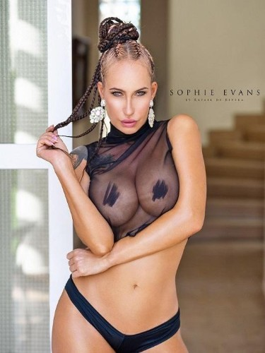 Sex ad by pornstar escort Sophie Evans (30) in Barcelona - Foto: 5