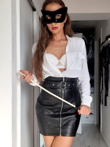 Sex ad by kinky escort Domina Kaya (30) in Málaga - Foto: 1